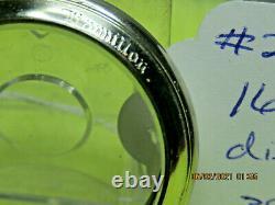 16S Hamilton salesman display antique pocket watch case