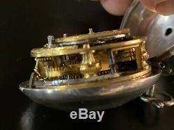 1750 Rood Wells Key Wind Verge Fuse Pair Case Pocket Watch