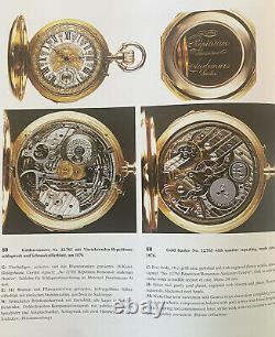 18k GOLD REPEATER Antique Repeating Pocket Watch attributed to L. AUDEMARS