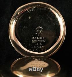 $2,500 Value! Antique elgin ladies gold pocket watch