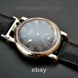 43mm Rolex GSTP British military issued WW2 pilots mens vintage watch