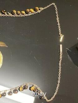 9ct Gold Antique Necklaces And Pocket Watch Scrap Or Wear Over 31 grams