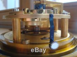 A. LANGE & SÖHNE GLASHÜTTE 1159 Germany marine chronometer with lever escapement