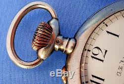 Ah Rodanet Torpedo Boat Deck Watch Observatory Chronometer 1904