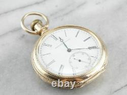 Antique 1880's Elgin Pocket Watch