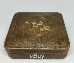Antique 18th Century Gilt Verge Fusee Pair Cased Pocket Watch John Hart 1794