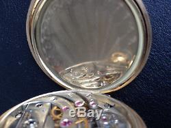 Antique 1910 Patek Philippe 18K Gold Pocket Watch Stunning Chronometer w Extract