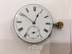 Antique Quarter Repeating Pocket Watch Movement. Perfect. Inc. Dial and Hands