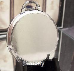 Antique Vintage Rare 30's Rolex Prince Imperial Deco Watch Chronometer Serviced