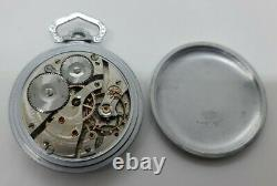 Antique Working Model 1899 WALTHAM Vanguard 23J Railroad RR Pocket Watch 16s
