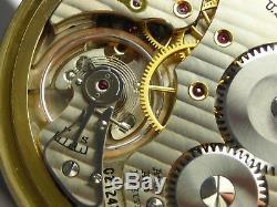 Antique original 16s Hamilton 992B Railway Special pocket watch 1948. Nice case