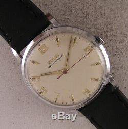 HI GRADE Fully Serviced DOXA Gent's Swiss Hi Grade Wrist Watch Perfect