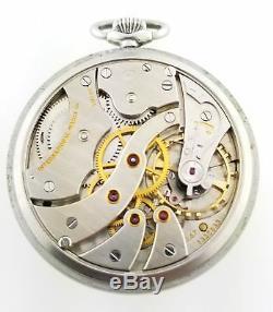 IWC SCHAFFHAUSEN 48 mm cal. 67 Antique Pocketwatch