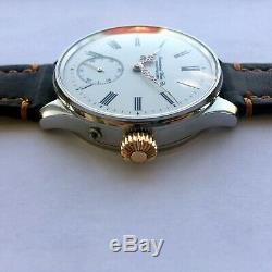 IWC marriage watch wristwatch pocket watch movement vintage watch