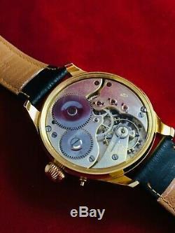 Luxury IWC International Watch Co Quality Old Pocket Watch Movement custom watch