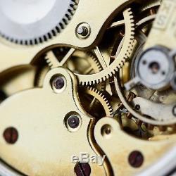 Mens military watch antiques swiss wristwatch pocket mechanism vintage movement