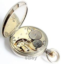 Omega Antique Pocket Watch Vintage Rare Analog Handwinding