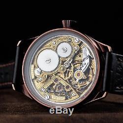 PRE-ORDER watch Omega antiques pocket mechanism