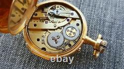 Patek Philippe Pocket Watch Antique (1880) 100% Authentic