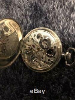 Pocket watch antique Rolex