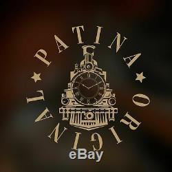 Pre-Order Omega Skeleton Passion antiques pocket watch in art deco case dial