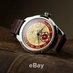Pre order Omega watch, Swiss vintage watch, mens watch, pocket watch, watch for man
