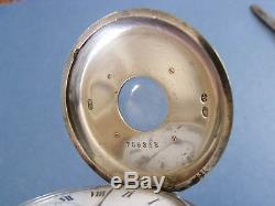 Quality Hunter Pocket Watch Iwc Intnl. Watch Co.'s&co. Peerless' 1919 Gwo