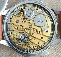 Quarter Repeater q. LeCoultre 1/4 Repetition Pocket Watch Movement Marriage