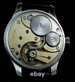 Rare Regulateur marriage Chronometer pocket watch with antique 1925 movement