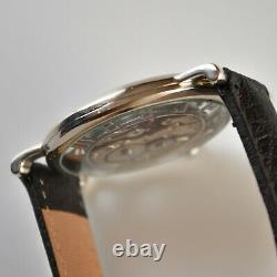 Rolex Skeleton vintage mens wristwatch pre oyster antique military wrist watch