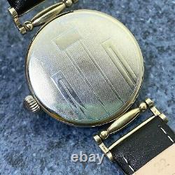 Soviet Mens MARRIAGE Pocket Watch Molnija Exclusive version 18 Jewels 3602 USSR