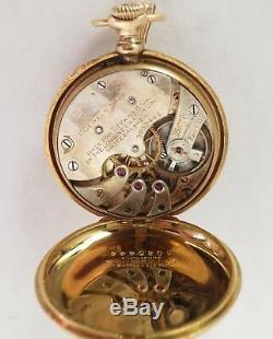 Tiffany & Co. Pocket Watch, 18k Yellow Gold, Antique