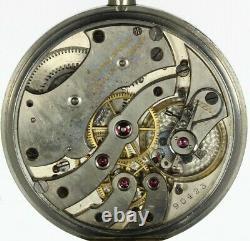 Ulysse Nardin Pocket watch antique white Dial Hand Winding Men's Pocket wa