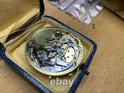 Vintage Minute Repeater Pocket Watch